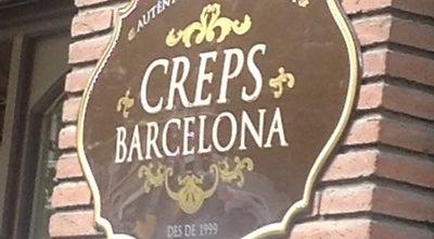 Photo of Creperie Creps Barcelona at Enric Granados, 38, Barcelona 08008, Spain