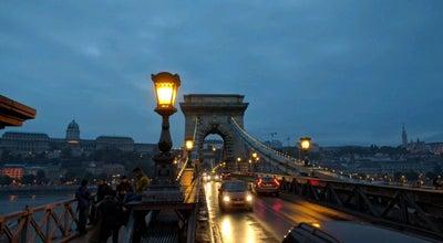 Photo of Bridge Chain Bridge at Budapest, Hungary