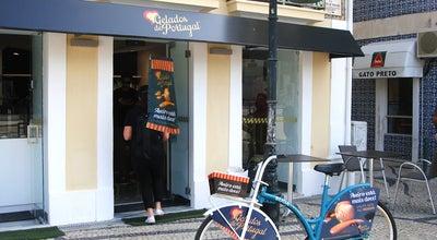 Photo of Ice Cream Shop Gelados de Portugal at Rua João Mendonça, 1 3800-200, Portugal