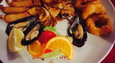 Photo of Gastropub Restaurant Saint Tropez at Rue Tazarka, Beb B'har, Sfax, Tunisia