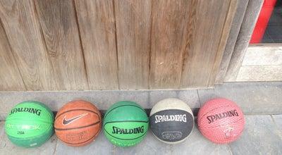 Photo of Basketball Court delaplace basketcourt at Belgium