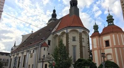 Photo of Church Katedrála svatého Mikuláše at Kanovnická, České Budějovice 37001, Czech Republic