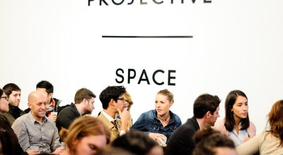 Photo of Coworking Space Projective Space at 72 Allen St, New York, NY 10002, United States