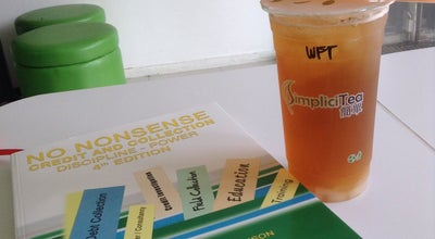 Photo of Tea Room Simplicitea - WUP at Mabini Extension, Cabanatuan, Philippines