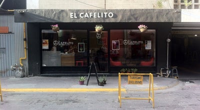 Photo of Coffee Shop El Cafelito at Hidalgo 433 Ote., Monterrey 64000, Mexico