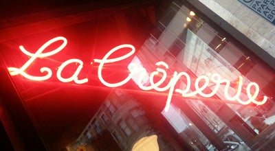 Photo of French Restaurant La Creperie at 2845 N Clark St, Chicago, IL 60657, United States
