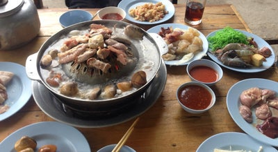 Photo of BBQ Joint ฟ้าใสหมูกะทะ สาขา11 ลำพูน at Thailand