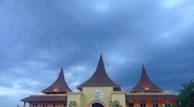 Photo of Theme Park เดอะ ซัน นิว เซ็นเตอร์ ลำพูน (The Sun New Center Lamphun) at Lamphun, Thailand