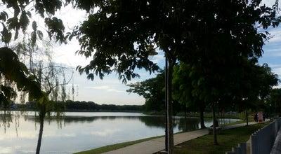 Photo of Lake Lake @ Bandar Bukit Raja 2 at Persiaran Sungai Keramat, Klang, Selangor 42200, Malaysia