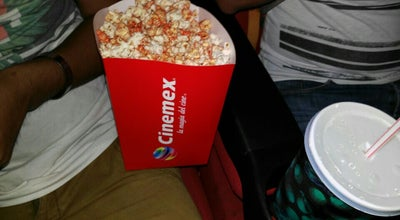 Photo of Movie Theater Cinemex Andamar at Mexico