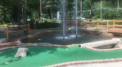Photo of Mini Golf Saxon Woods Mini Golf at 1800 Mamaroneck Ave, White Plains, NY 10605, United States