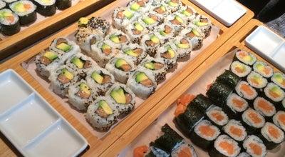 Photo of Sushi Restaurant Makisu at Vlaamsesteenweg 6 Rue De Flandre, Brussels 1000, Belgium