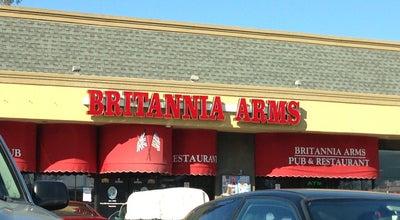 Photo of Pub Britannia Arms at 5027 Almaden Expy, San Jose, CA 95118, United States