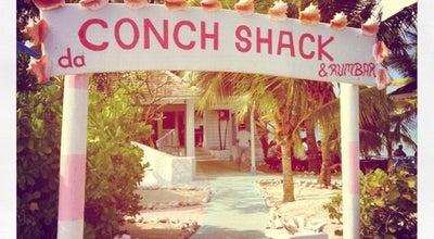 Photo of Caribbean Restaurant da Conch Shack at Blue Hills Rd, Providenciales TKCA 1ZZ, Turks and Caicos Islands