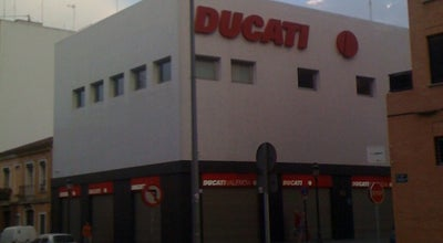 Photo of Motorcycle Shop DUCATI Motocorse at Arquitecto Alfaro, 56, Valencia 46006, Spain
