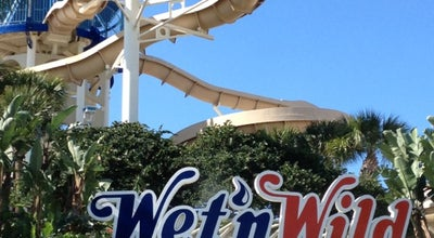 Photo of Water Park Wet 'N Wild at 6200 International Dr, Orlando, FL 32819, United States