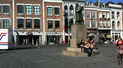 Photo of Plaza Markt at Markt, 's-Hertogenbosch, Netherlands