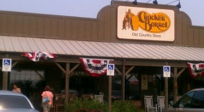 Photo of American Restaurant Cracker Barrel Old Country Store at 2409 S.shirley Ave. I-29 & 26th Street, Sioux Falls, SD 57106, United States