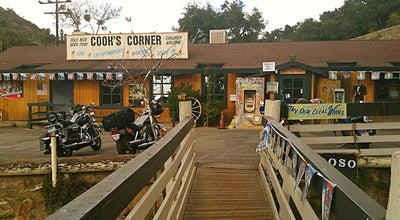 Photo of Dive Bar Cook's Corner at 19152 Santiago Canyon Rd, Trabuco Canyon, CA 92679, United States