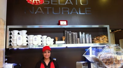 Photo of Ice Cream Shop 16 Gusti at Busto Arsizio, Italy