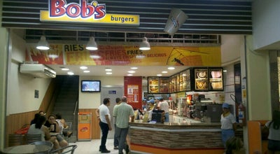 Photo of Fast Food Restaurant Bob's at Macapá Shopping Center, Amapá 68900-000, Brazil