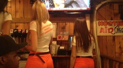 Photo of American Restaurant Hooters at 211 W 56th St, New York, NY 10019, United States