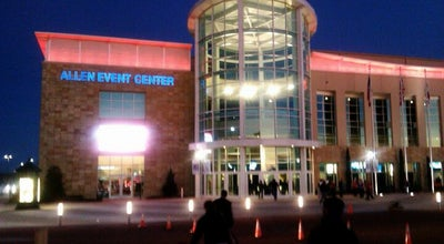 Photo of Music Venue Allen Event Center at 200 E Stacy Rd, Allen, TX 75002, United States