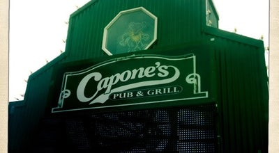 Photo of Pizza Place Capone's Pub & Grill at 751 N 4th St, Coeur D Alene, ID 83814, United States