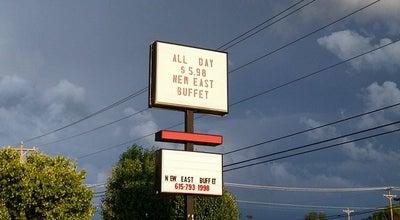 Photo of Asian Restaurant New East Buffet at 5179 Murfreesboro Rd, La Vergne, TN 37086, United States
