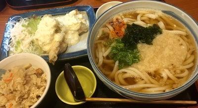 Photo of Ramen / Noodle House 釜揚げうどん やしま 巣本店 at 四宮2丁目13−5, 門真市 571-0017, Japan