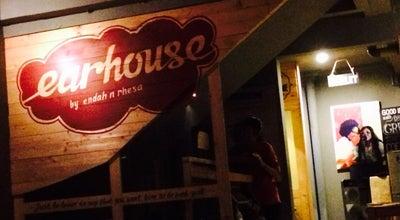 Photo of Cafe Ear House Endah n Rhesa at Jl. Ruko Pamulang Permai, Tangerang Selatan, Indonesia