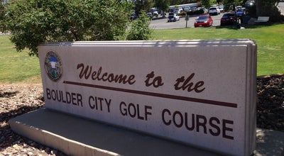 Photo of Golf Course Boulder City Municipal Golf Course at 1 Clubhouse Dr, Boulder City, NV 89005, United States