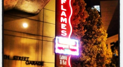 Photo of Diner Flames Eatery & Bar at 88 S 4th St, San Jose, CA 95112, United States