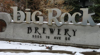 Photo of Brewery Big Rock Brewery at 5555-76th Avenue Se, Calgary, AB, Canada