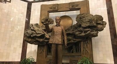 Photo of History Museum Bảo Tàng Hồ Chí Minh (Ho Chi Minh Museum) at Chùa Một Cột, Ba Đình, Vietnam
