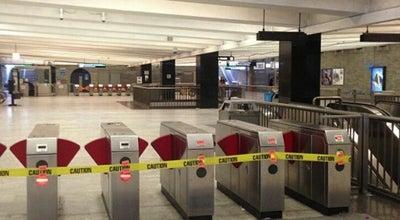 Photo of Subway Civic Center/UN Plaza BART Station at 1150 Market St., San Francisco, CA 94102, United States
