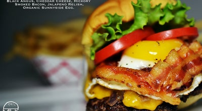 Photo of Burger Joint Milk Burger at 2051 2nd Ave, New York, NY 10029, United States