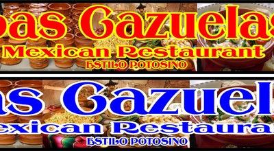 Photo of Mexican Restaurant Las Cazuelas Mexican Restuarant at 1701 E Cesar Chavez St, Austin, TX 78702, United States