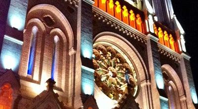 Photo of Church Basilique Notre-Dame at 46 Avenue Jean Médecin, Nice 06000, France