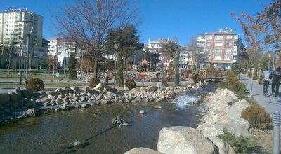 Photo of Park Şehitler Parkı at Kırıkkale, Turkey