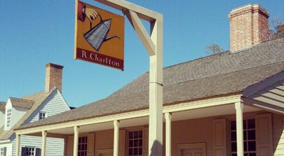 Photo of Historic Site R. Charlton Coffeehouse at Duke Of Gloucester St, Williamsburg, VA 23185, United States