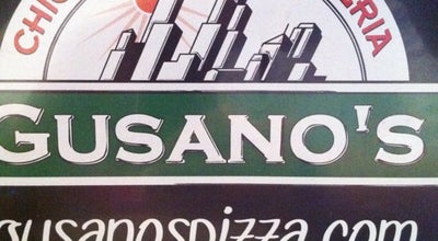 Photo of Pizza Place Gusano's at 2830 Richmond Rd, Texarkana, TX 75503, United States