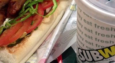 Photo of Sandwich Place サブウェイ イオンタウン郡山店 at 松木町2-88, 郡山市, Japan