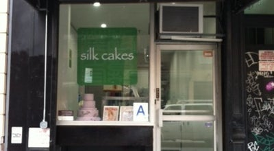 Photo of Restaurant Silk Cakes at 53 Ludlow St, New York City, NY 10002, United States