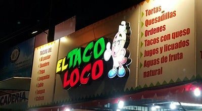 Photo of Taco Place El Taco Loco at Colima, Mexico