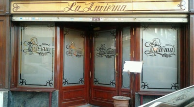 Photo of Bar La Invierna at C. La Fuente, 17, Leganés 28911, Spain