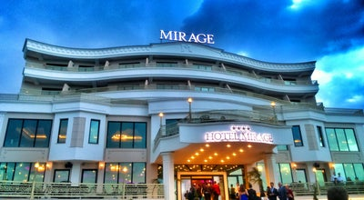 Photo of Hotel Bar Mirage Hotel & Spa at Partizanska, Struga 6330, Macedonia