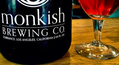 Photo of Brewery Monkish Brewing Co. at 20311 S Western Ave, Torrance, CA 90501, United States