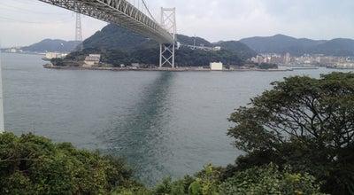 Photo of Beach 関門海峡 at 壇之浦町 / 門司区門司, 下関市 / 北九州市, Japan