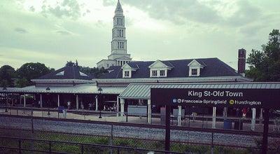 Photo of Subway King Street Metro Station at 1900 King St., Alexandria, VA 22314, United States